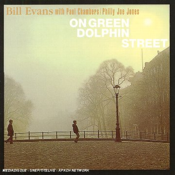 Bill Evans – On Green Dolphin Street (1959/1975) | Um Disco Por Dia